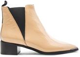 Acne Studios Patent Leather Jensen Booties