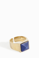Isabel Marant Large Stone Ring