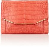 Lanvin WOMEN'S CROCODILE ENVELOPE CLUTCH-PINK SIZE NA
