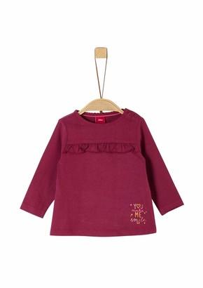 S'Oliver Baby Girls' 65.909.31.8969 T-Shirt