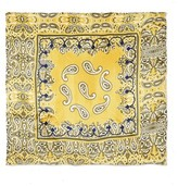 Topshop Paisley Silky Scarf