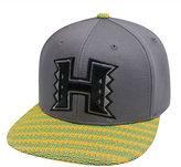 Top of the World Hawaii Warriors 2 Fly Snapback Cap
