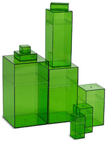 Container Store Amac Box Green