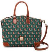 Dooney & Bourke Miami Leather Satchel