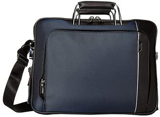 Tumi Arrive Hannover Slim Brief (Navy) Briefcase Bags