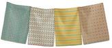 Tag Associates Group Multi Primrose Dish Towels - Set of 4