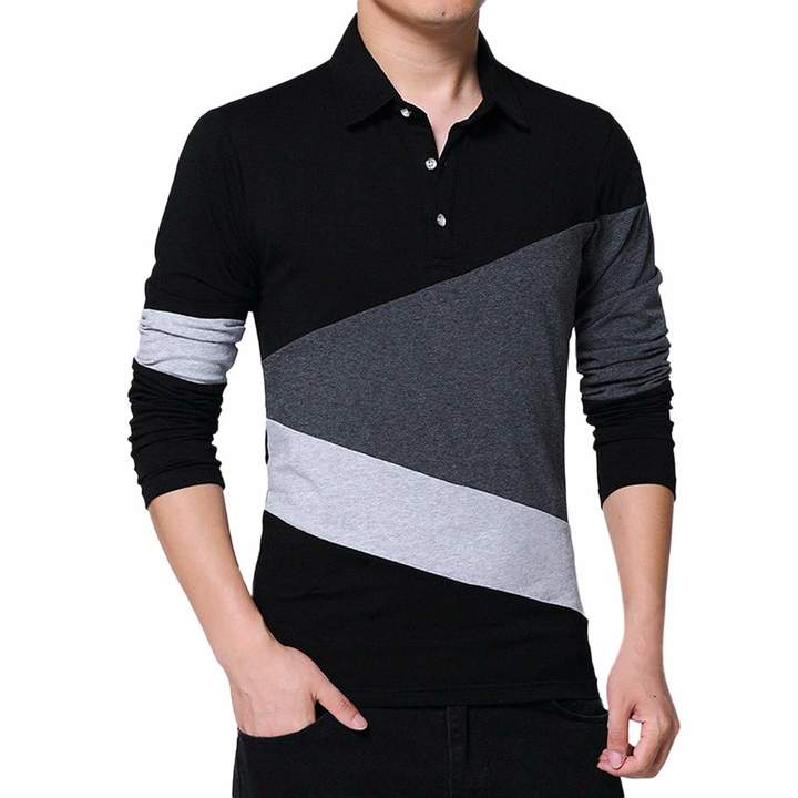fed7c09d30e1 Slim Fit Henley Long Sleeve Mens - ShopStyle Canada