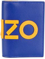 Kenzo colourblock logo cardholder