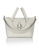 Meli-Melo Rose Thela Medium Tote in Cloud Grey