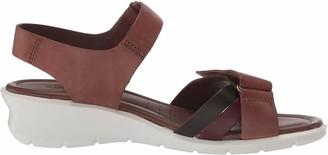 Ecco Women's Women's Felicia Ankle Strap Sandal Wedge