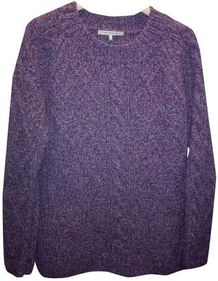 Gerard Darel Purple Wool Knitwear for Women