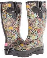 M&F Western Paisley Women's Rain Boots
