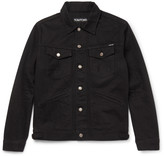 Tom Ford Slim-Fit Selvedge Denim Jacket