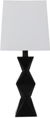 Decor Therapy Knox Stacked Diamond Lamp