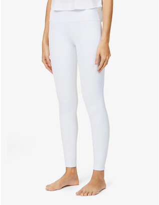 Alo Yoga Airbrush high-rise stretch-jersey leggings