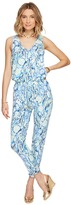 Lilly Pulitzer Paulina Jumpsuit Women's Jumpsuit & Rompers One Piece