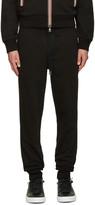 Moncler Black Lounge Pants
