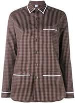 Marie Marot 'Kate' checked shirt