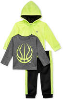 Champion 3-Pc. Zip-Up Hoodie, Graphic-Print T-Shirt & Jogger Pants Set, Baby Boys
