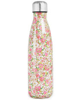 Celebrate Shop Floral Stainless Steel Water Bottle