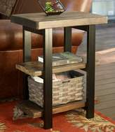 L.L. Bean Rough Pine End Table