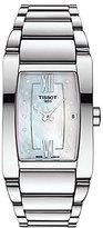 Tissot Generosi-T Mother-of-Pearl Analog & Date Bracelet Watch