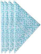 Bed Bath & Beyond J. Queen New YorkTM Roma Napkins in Aqua (Set of 4)
