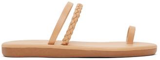 Ancient Greek Sandals Tan Gyalos Sandals