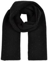 William Sharp Cashmere Waffle Knit Scarf