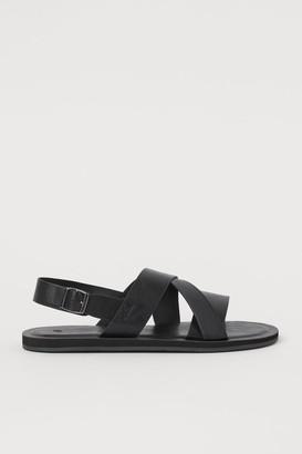 H&M Sandals - Black