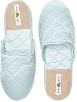 Kumi Kookoon Silk Slippers, Snow Cone