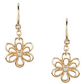 Anna & Ava Flower Party Drop Earrings