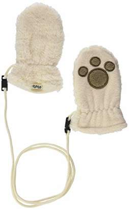 Barts Baby Boys' Noa Paws Mittens,One (Size: UNI)