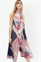 French Connection Samba Avenue Printed Jumpsuit