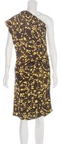 Thakoon Silk Batik Dress w/ Tags