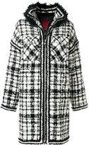 Moncler Gamme Rouge Tweed Coat