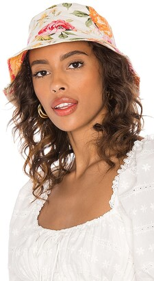 For Love & Lemons Julep Bucket Hat