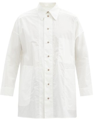 Toogood The Woodcutter Cotton-poplin Shirt - White