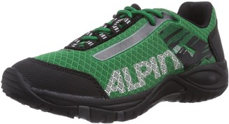 Alpina 680318 Unisex-Adult Trekking and Hiking Boots Green (Grun) 38 EU