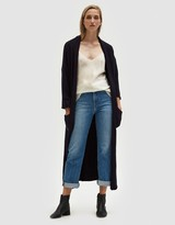 Which We Want Bundle Cardigan in Navy