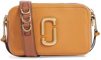 Marc Jacobs Leather Softshot Cross Body Bag