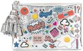 Anya Hindmarch Stickers pouch