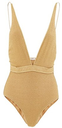 Oseree Deep V swimsuit