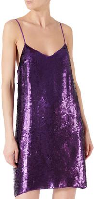Tibi Silk Slip Dress