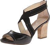 Rockport Women's Seven To 7 75mm Cross Strap Dress Sandal
