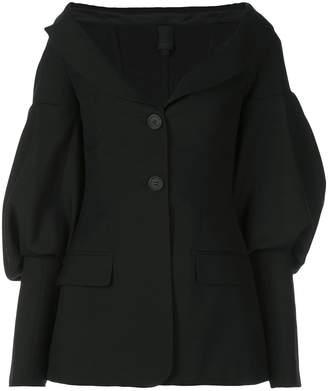 Vera Wang puff sleeve jacket