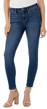 Liverpool Los Angeles Penny Skinny Ankle Jeans in Bronte
