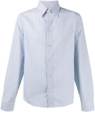 Gucci Stripe Pattern Shirt