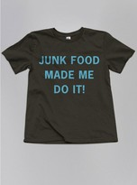 Junk Food Clothing Kids Boys Made Me Do It!-bkwa-m