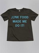Junk Food Clothing Kids Boys Made Me Do It!-bkwa-s